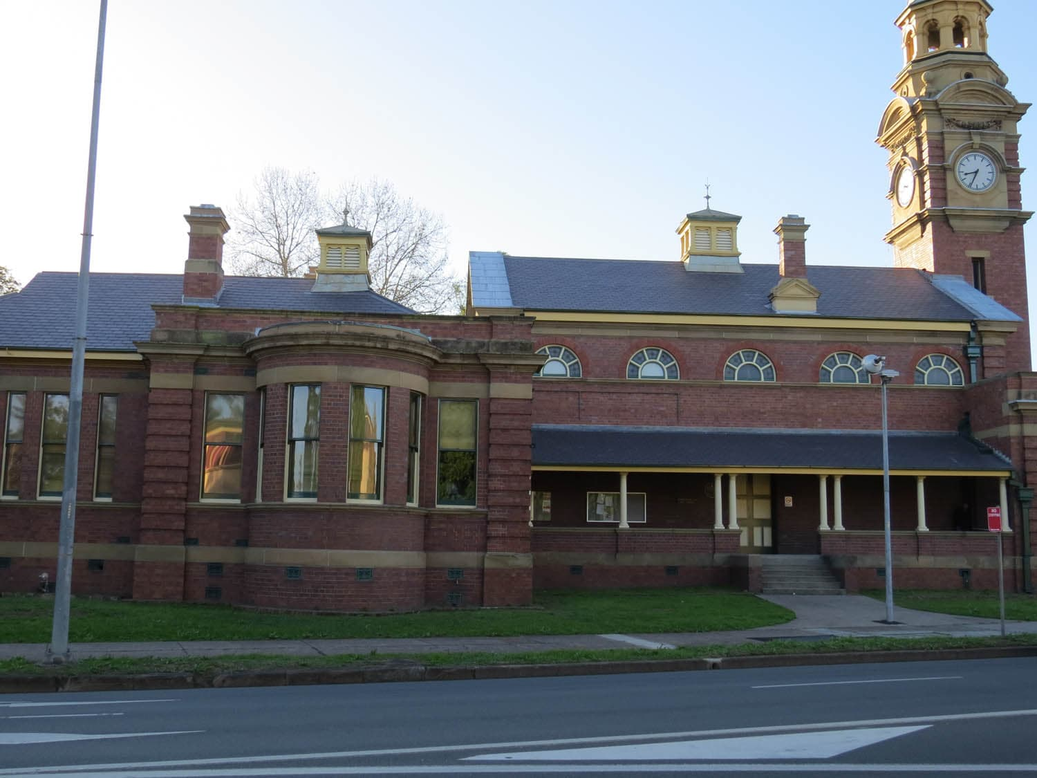 Maitland Court House Reroofing Sydney Slate Roofing