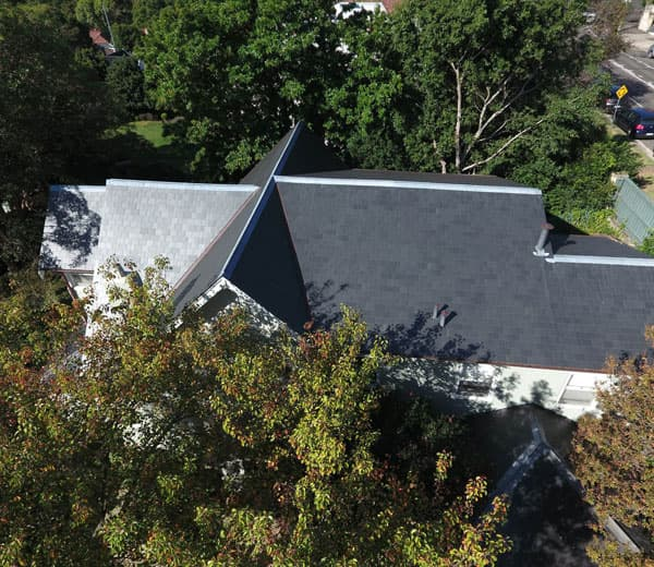Woollahra House Glendyne Slate Roof Project